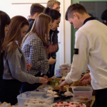 Red Nose Day bake sale